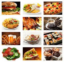 Wall decor for Fast-food, Restaurant, Pub, Tavern, Food A3 or A4 POSTER PRINTS