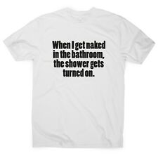 when i get naked HIPSTER INDIE SWAG FUNNY T SHIRT TOP CLOTHING MEN WOMEN