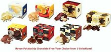 FS Royce Potato Chip Chocolate Made in Japan! Free Your Choice from 7 selections