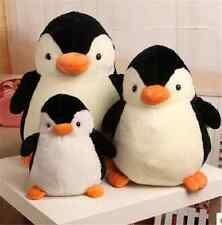 Cute Penguins Domestic Plush Fabric Birthday Gift Toy Lovers Model Large Toy