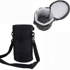 Waterproof DSLR SLR Camera Shoulder Bag Lens Bag Case Insert Padded Pouch Cover