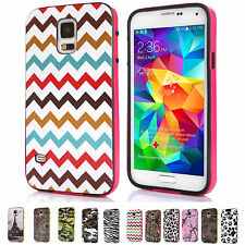 Cheap New TPU Snap Protective Shockproof Skin Cover Case For Samsung Galaxy S5