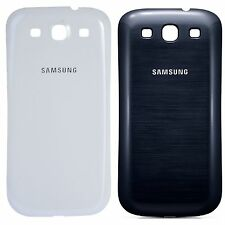 OFFICIAL GENUINE SAMSUNG GALAXY S3 I9300 REPLACEMENT BATTERY HOUSING COVER