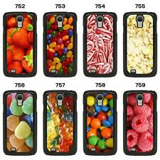 SWEETS FOOD & SNACKS 3 CASE FOR SAMSUNG GALAXY MOBILE PHONE COVER