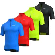 FDX  Mens Cycling Jersey Half Sleeve Biking Top Outdoors Sports Biking Shirt