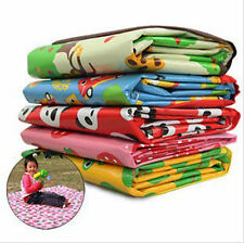 NEW BABY FLOOR CHILD KIDS PLAYMAT WATERPROOF INDOOR OUTDOOR CRAWL PICNIC RUG MAT