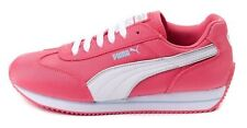 New PUMA STREET CAT Casual Women's SNEAKER Shoes All Sizes CORAL White