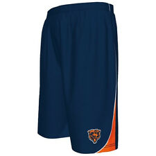 Chicago Bears MENS Shorts Synthetic IV by Majestic Athletic