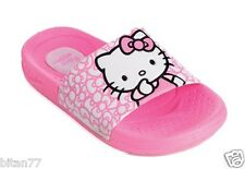 Hello Kitty Flip Flops Girls Summer Shoes Pink Hello Kitty Beach Sandals Shoes