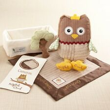 My Little Night Owl Five-Piece Baby Gift Set Baby Boy Personalization Available