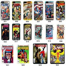 DC MARVEL COMIC BOOK COVER CASE FOR APPLE IPHONE IPOD AND IPAD No4