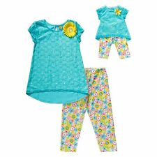 Dollie & Me Girl 4-14 and Doll Matching Dress Outfit Clothes fit American Girl