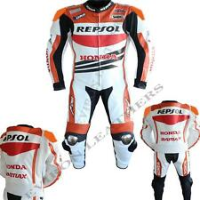 Top Quality  Motorcycle / Motorbike Leather Suit - Repsol 2013 Design.