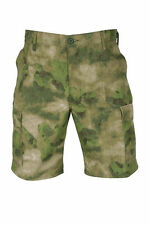 PROPPER ATACS FG POLY/COTTON RIPSTOP BDU SHORTS (army cargo military tactical)