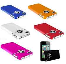 NEW STYLISH GRIP CHROME SERIES FITS IPHONE 4 4S HARD CASE COVER SCREEN PROTECTOR
