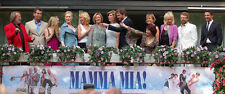 Abba & cast of Mama Mia  Quality glossy Photo print choose A4, or A5  size