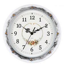 creative WALL CLOCK bedroom living room quartz European style C72_27