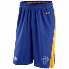 St. Louis Rams MENS Shorts DRI-FIT Performance Speed Fly 2.0 by Nike