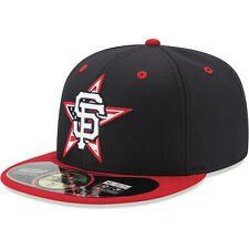 New Era Men's San Francisco Giants Fourth Of July 2014 Stars And Stripes 59Fifty