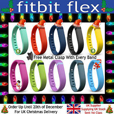 Fitbit Flex Replacement LARGE Band ★ NEW COLOURS ★ Wireless Activity Wristbands