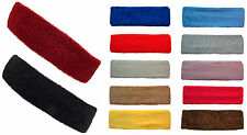 BB ACCESSORIES FITNESS SWEATBAND HAIR PROTECTOR GYM TRAINING WORK OUT HEAD BAND
