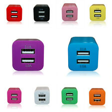 Dual USB Wall Charger For Barnes Noble Nook Double Port Charging AC USA Power
