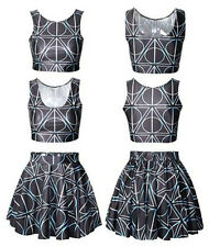 New summer 2014 fashion women tops shirts lady casual print vest waistcoats suit