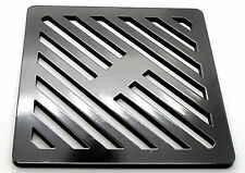 200mm 20cm Square Metal steel Gully Grid Heavy Duty Drain Cover like cast iron
