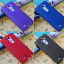 pure Matte Surface Gel TPU Silicone Case Skin Cover for LG G3 D851 for T-Mobile