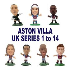 ASTON VILLA MicroStars - UK Series 1 to 14 - Choose from 13 different figures