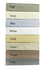 100% Rayon from Bamboo Silky Pillowcase Set - Standard/Queen & King Size