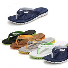 Hot sale!Summer Men's Casual Rubber Outdoor Sport Beach Flip Flops Shoes Sandals
