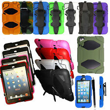 ★ HEAVY DUTY SURVIVOR SHOCKPROOF BUILDERS WORKMAN CASE COVER MOBILES - TABLETS ★