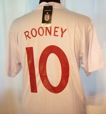 New! ENGLAND WAYNE ROONEY Soccer Football Jersey World Cup  FREE SHIPPING!