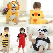 Baby Boy Girl Christmas Fancy Party Animal Costume Outfit Suit Dress Cloth 3-24M