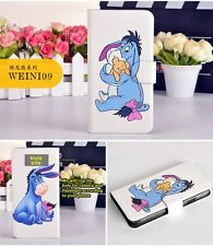 2014 Hot sale Winnie the Pooh Tigger PU leather Flip case cover for Sony 09