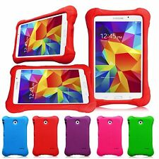 Kiddie Shock Proof Friendly Case Cover for Samsung Galaxy Tab 4 7.0 Light Weight