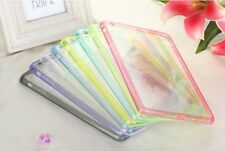 New TPU Acrylic Snap On Back Cell Case Cover for Apple iPad Mini With dust plug
