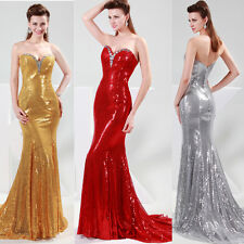 2014 Luxury Long Prom Gown Evening Formal Cocktail Party Wedding Pageant Dresses