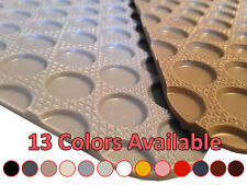 1st & 2nd Row Rubber Floor Mat for Mercedes-Benz 220SEb #R3825 *13 Colors