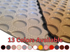 1st Row Rubber Floor Mat for Chevrolet Astro #R1374 *13 Colors