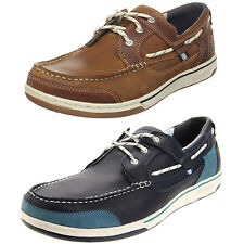 Sebago Men's Triton Three-Eye Boat Shoe - New With Box