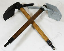 Original WW2 British Army ENTRENCHING TOOL E-Tool Shovel Spade - Colour Option