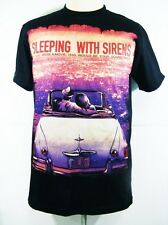 SLEEPING WITH SIRENS Retro If You Were a Movie Black Men's New T Shirt S-XXL