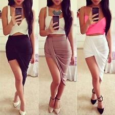 Fashion Women's Sexy MINI SKIRT Slim Seamless Stretch Tight Short Fitted
