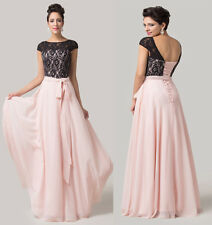 Elegant New Women Formal Party Banquet Gowns Cocktail Evening Pageant Prom Dress