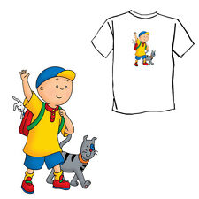 Caillou & Gilbert Wave Child kid boy girl T-Shirt