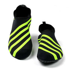 [Green] PRIME Aqua Water Sports Skin Socks Shoes For Swimming Fitness GYM Pool