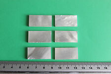 Mother of Pearl Blank Inlay - Various Sizes