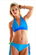 Child Bathing Suit to match your Catalina Sea Blue Mermaid Tail by the2tails